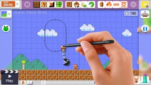 SuperMarioMaker-Screenshot