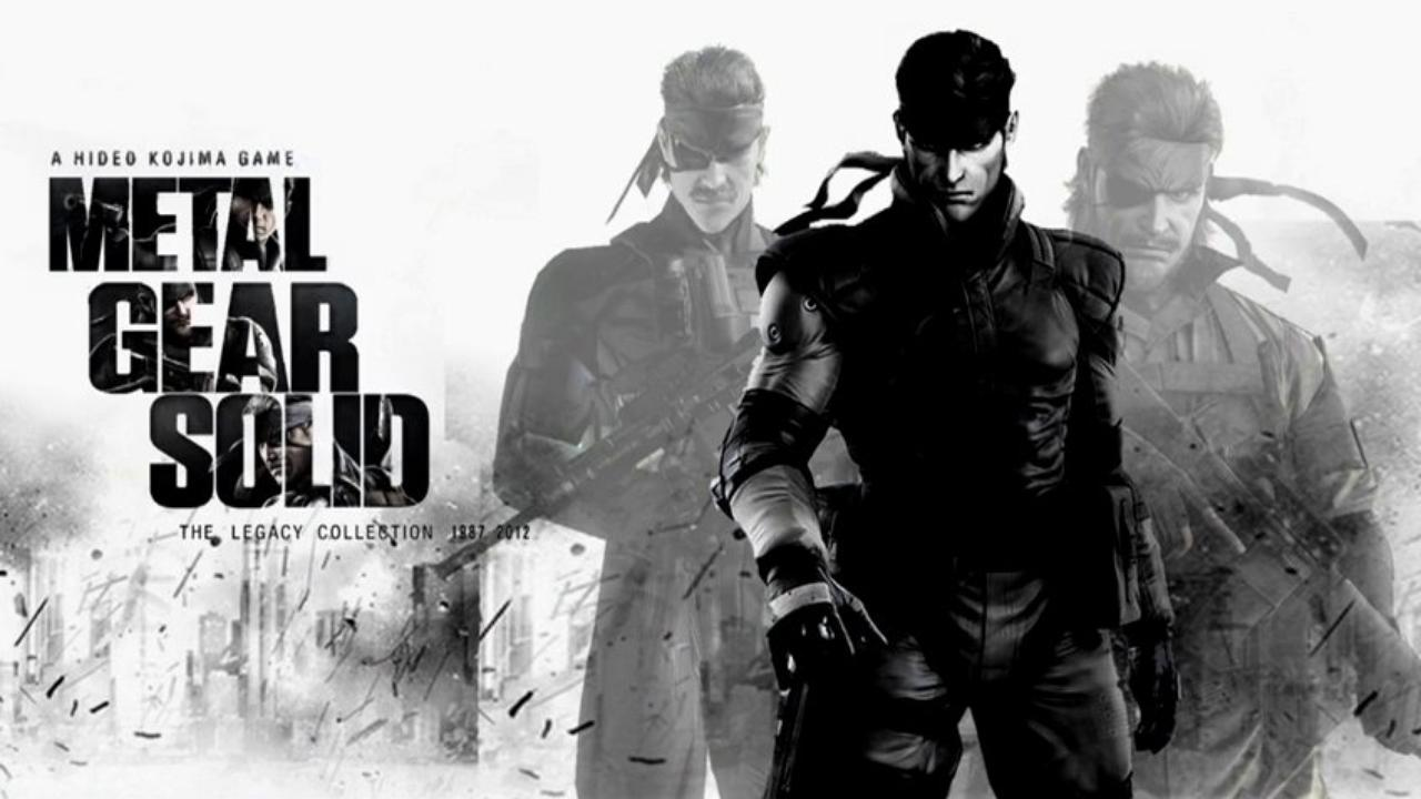 Shainiiigamer Collector Test – Metal Gear Solid HD Limited & Legacy Edition