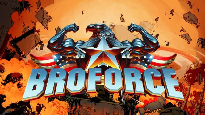 Shainiiigamer Test – Broforce