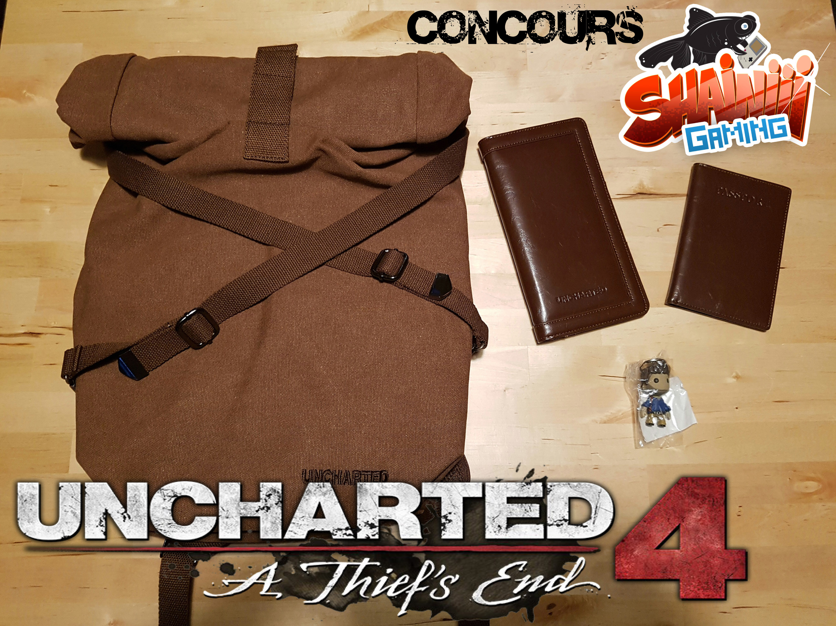 Concours Uncharted 4