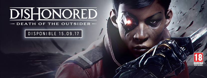Rapid News – Dishonored: la Mort de l'Outsider