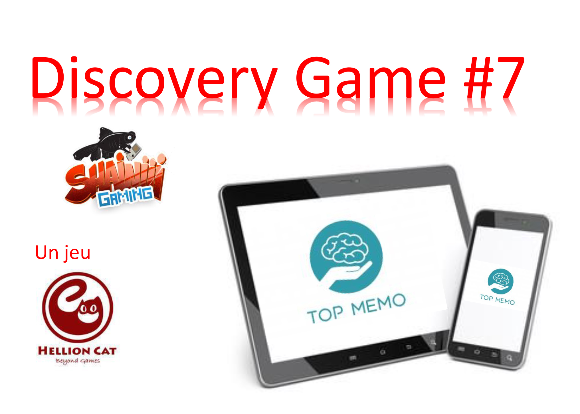 Discovery Game #7 Top Memo