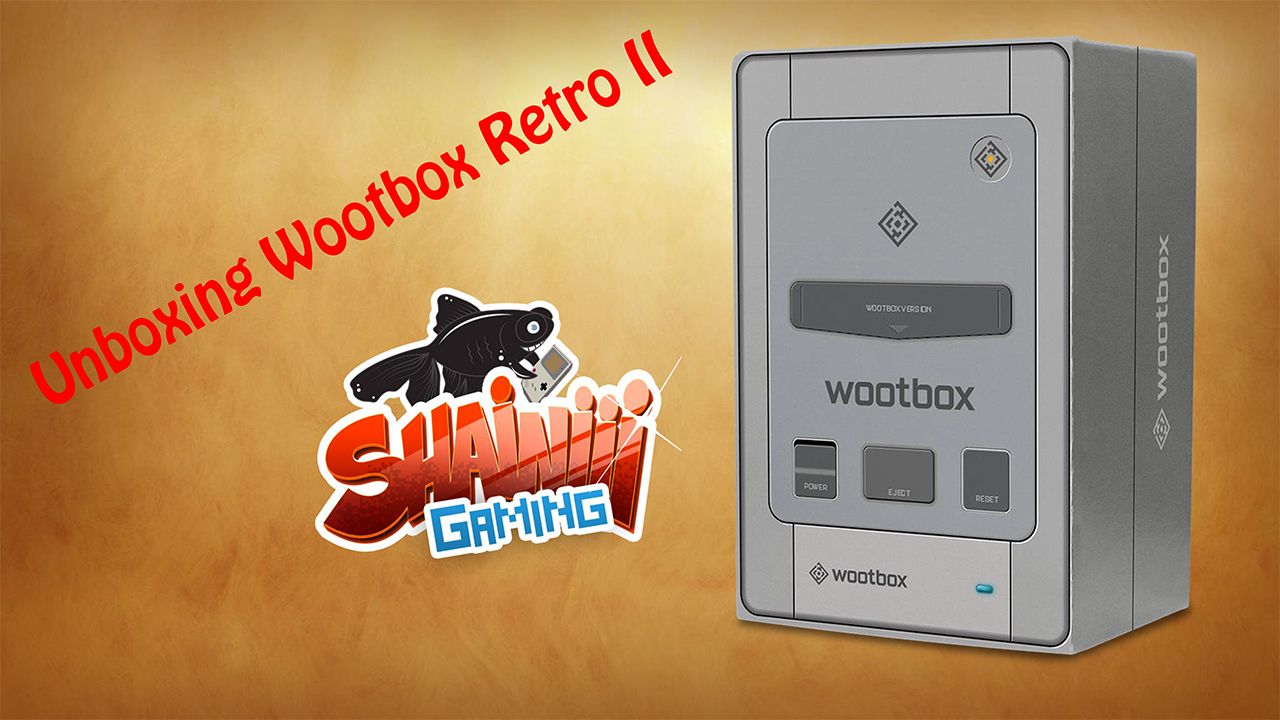 Unboxing Wootbox Août 2007