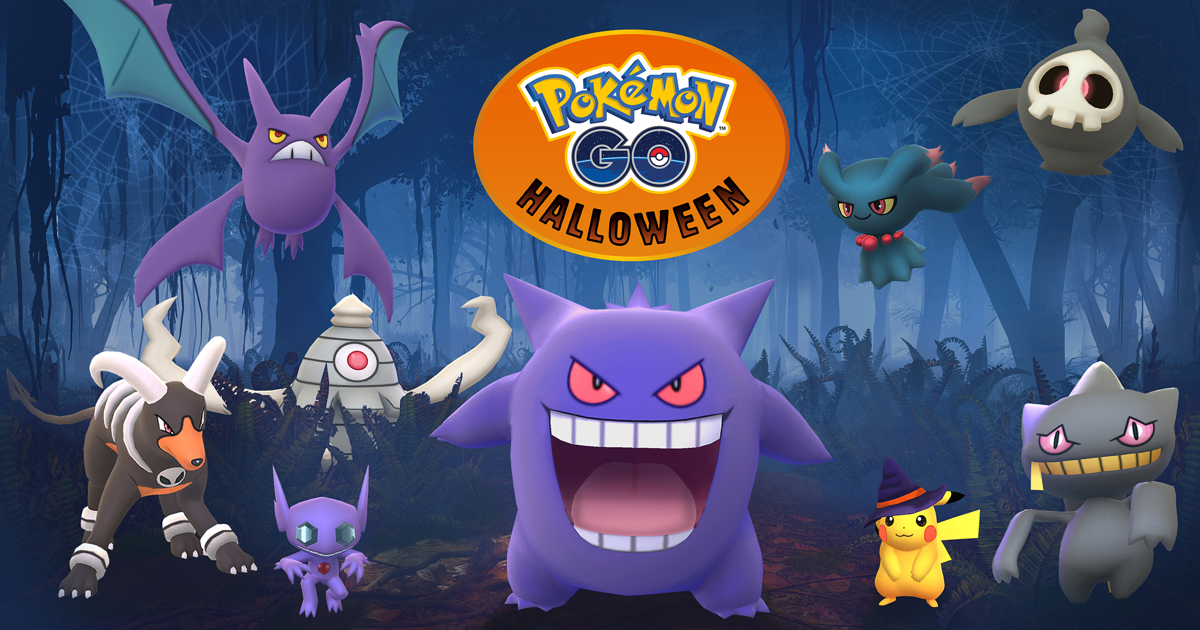 Pokemon Go – Halloween