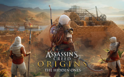 Le DLC d'Assassin's Creed Origins en approche