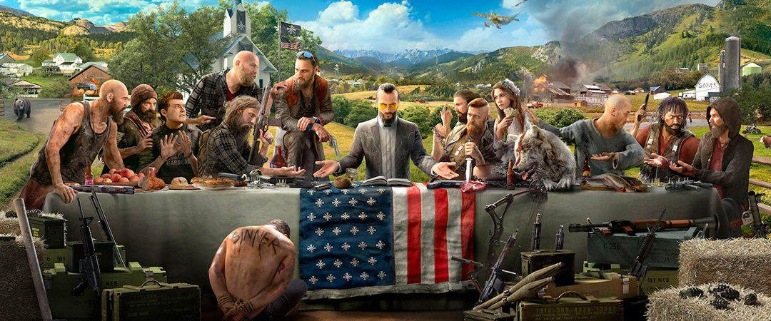 Shainiiigamer Test – Far Cry 5