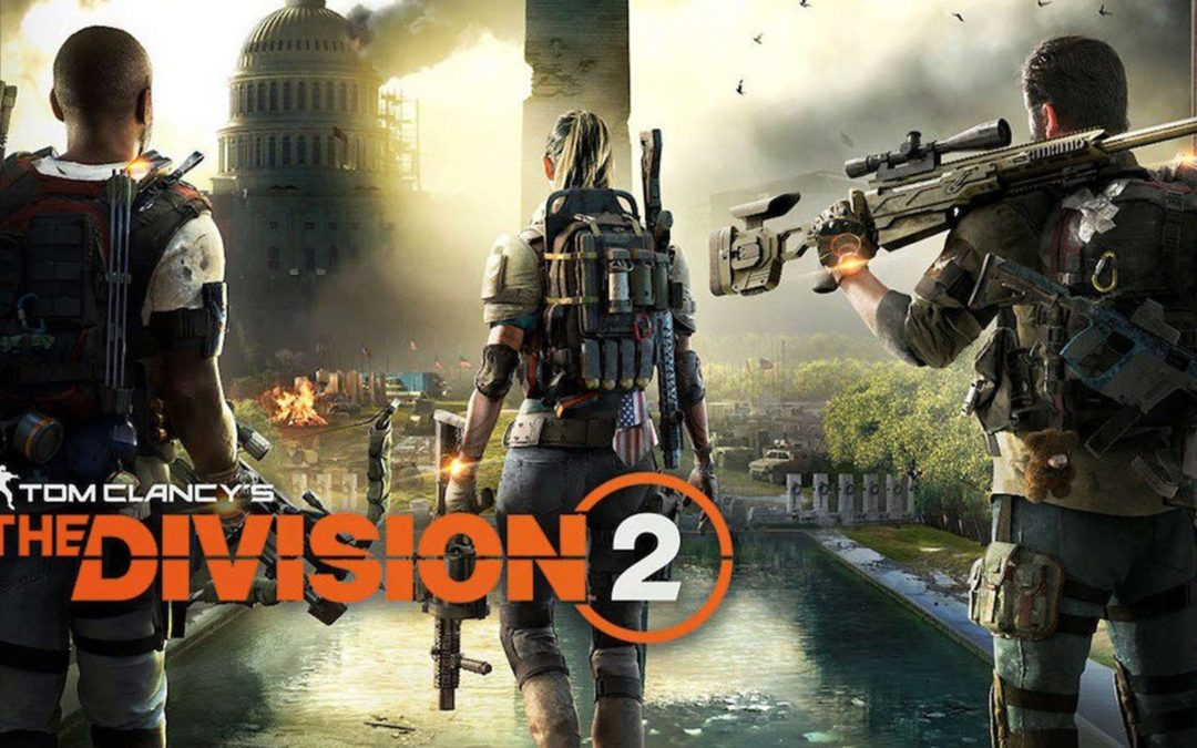 Bêta privée de Tom Clancy's The Division 2
