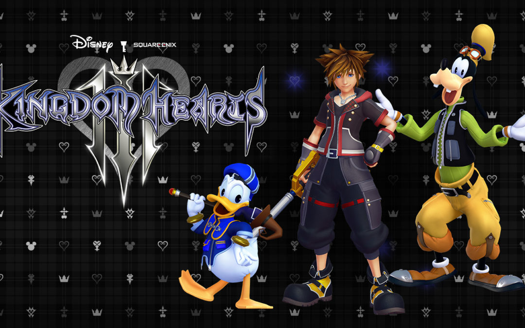 Shainiiigamer Test – Kingdom Hearts 3
