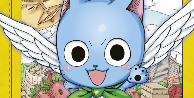 Manga – Fairy Tail – La grande aventure de Happy