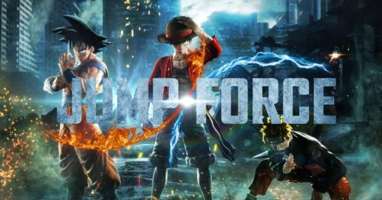 Shainiiigamer Test – Jump Force