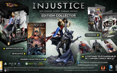 Shainiiigaming Collector Test – Injustice