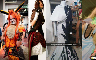 Interview Cosplay n°10 ou quand VHD Prod. s'essaye à l'interview cosplay…