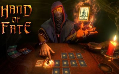 Shainiiigamer Test – Hand Of Fate