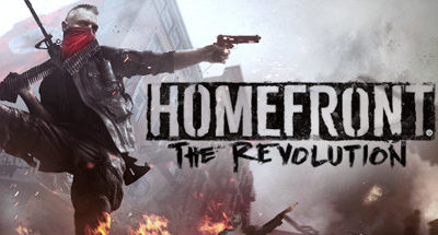 Rapid News – Homefront: The Revolution « édition Goliath »