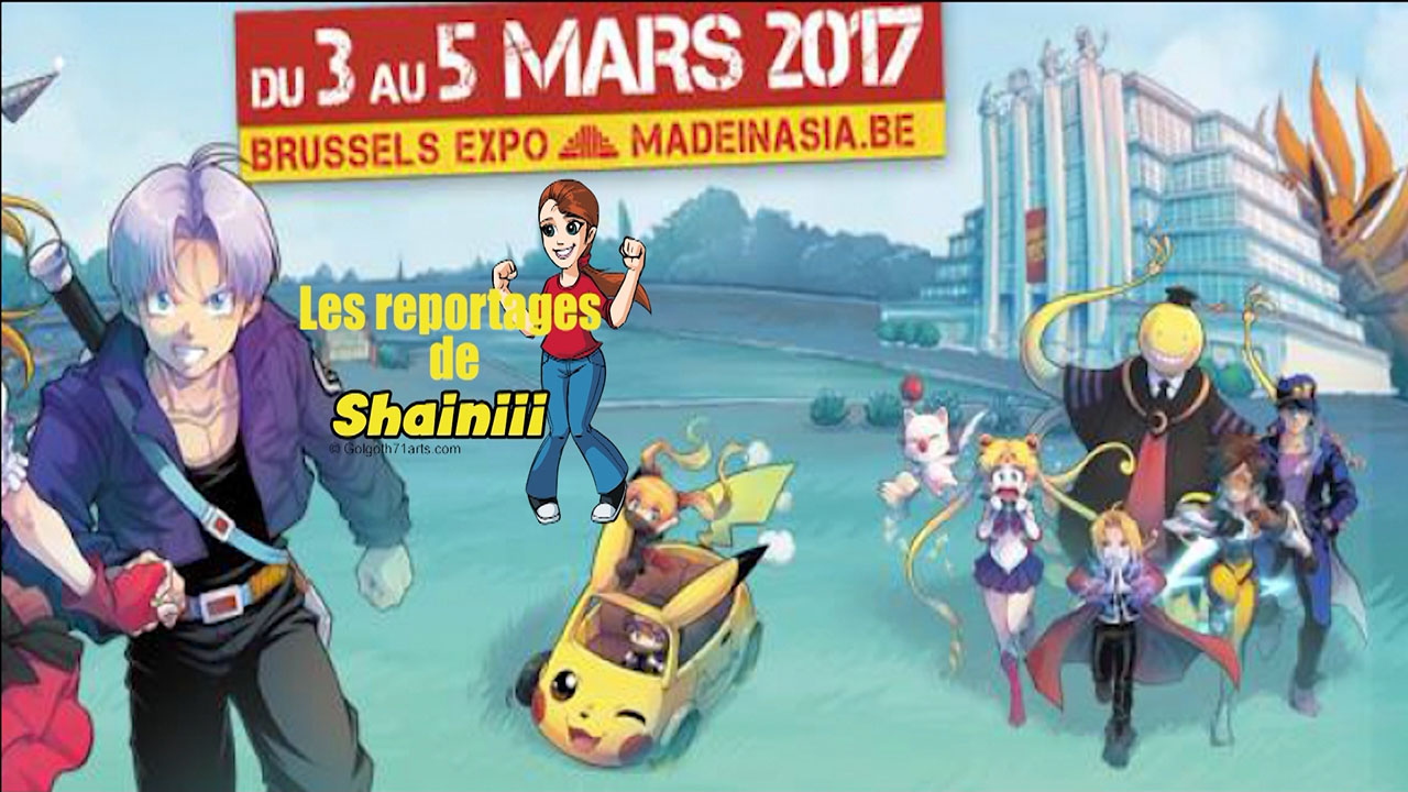 Les reportages de Shainiii – Made in Asia + Youplay 2017