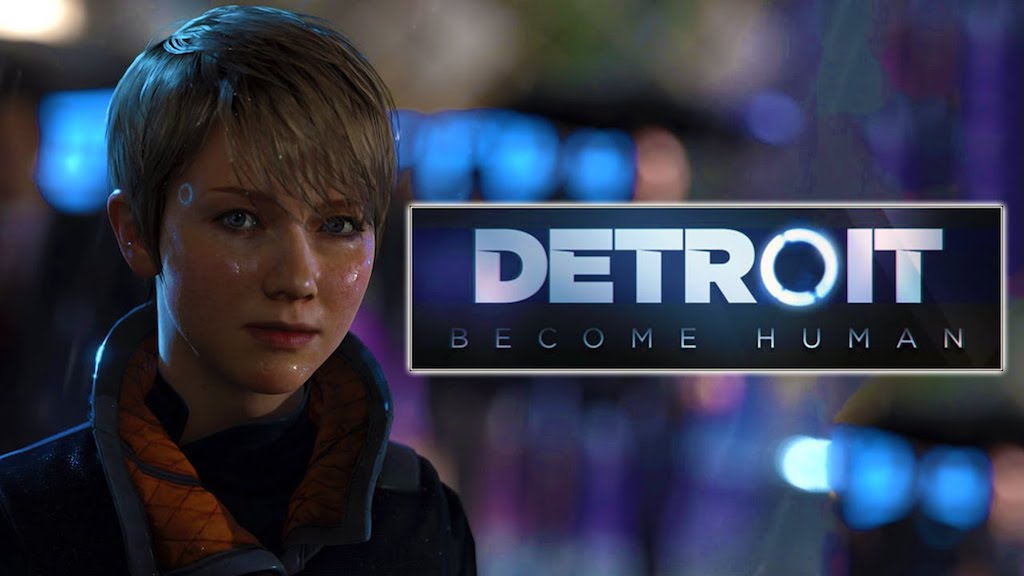 Shainiiigamer Test – Detroit: Become Human