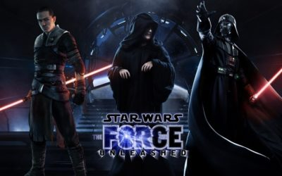 Shainiiigamer Retro Test – Star Wars the Force Unleashed