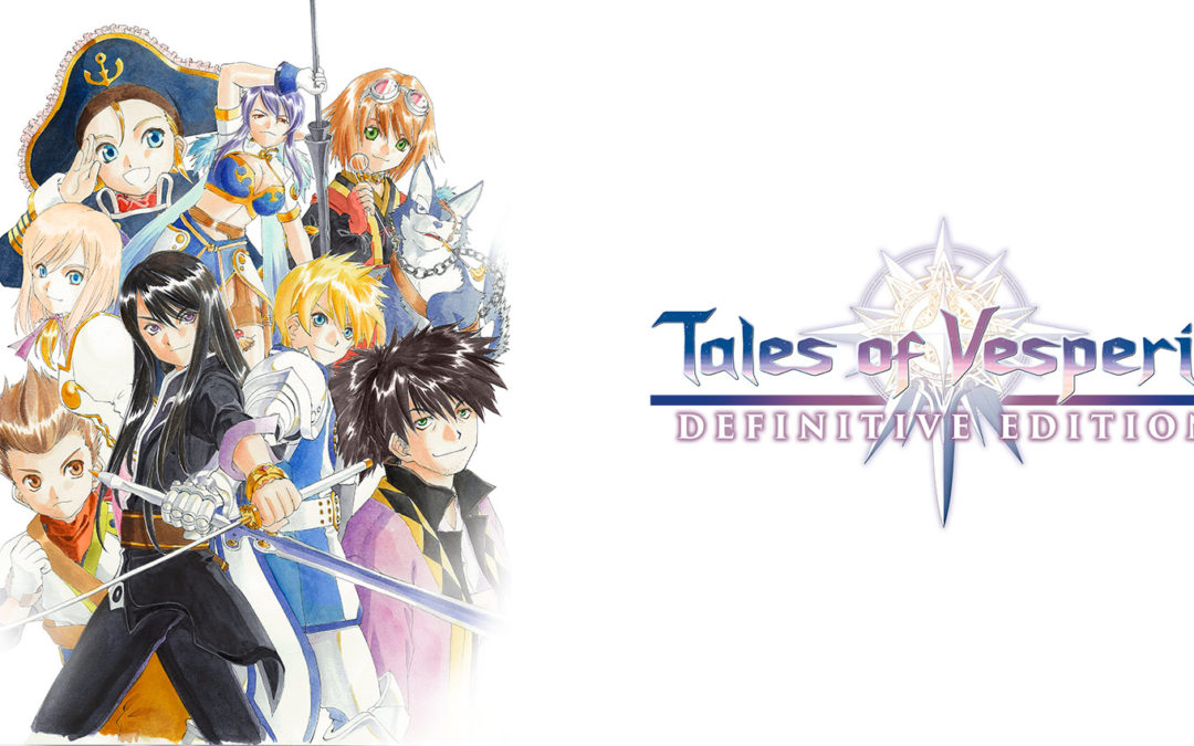 Shainiiigamer Test – Tales of Vesperia Definitive Edition
