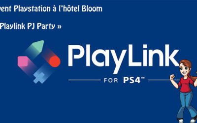 Playlink PJ Party