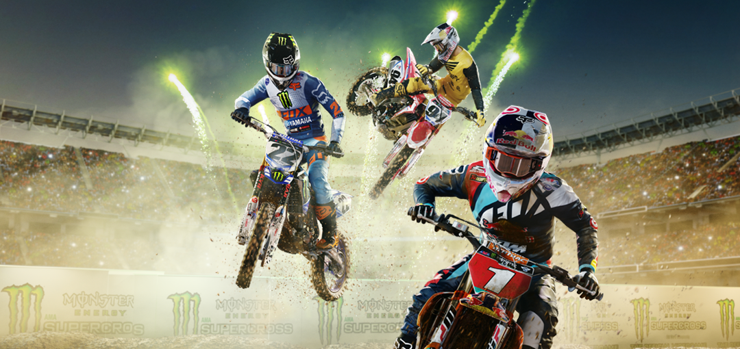 Shainiiigamer Test – Monster Energy Supercross 2
