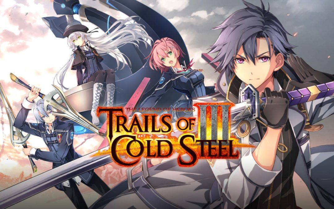 Test: The Legend of Heroes : Trails of Cold Steel III