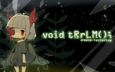 Changeons l'air du bocal – Test « void tRrLM() //Void Terrarium »
