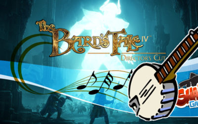 The sound of… BARD'S TALE IV