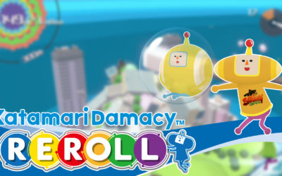 KATAMARI DAMACY REROLL sur PS4 et XBOX ONE