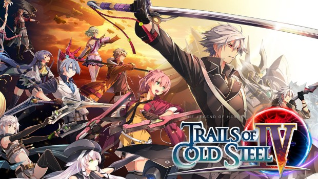Test: The Legend of Heroes : Trails of Cold Steel IV