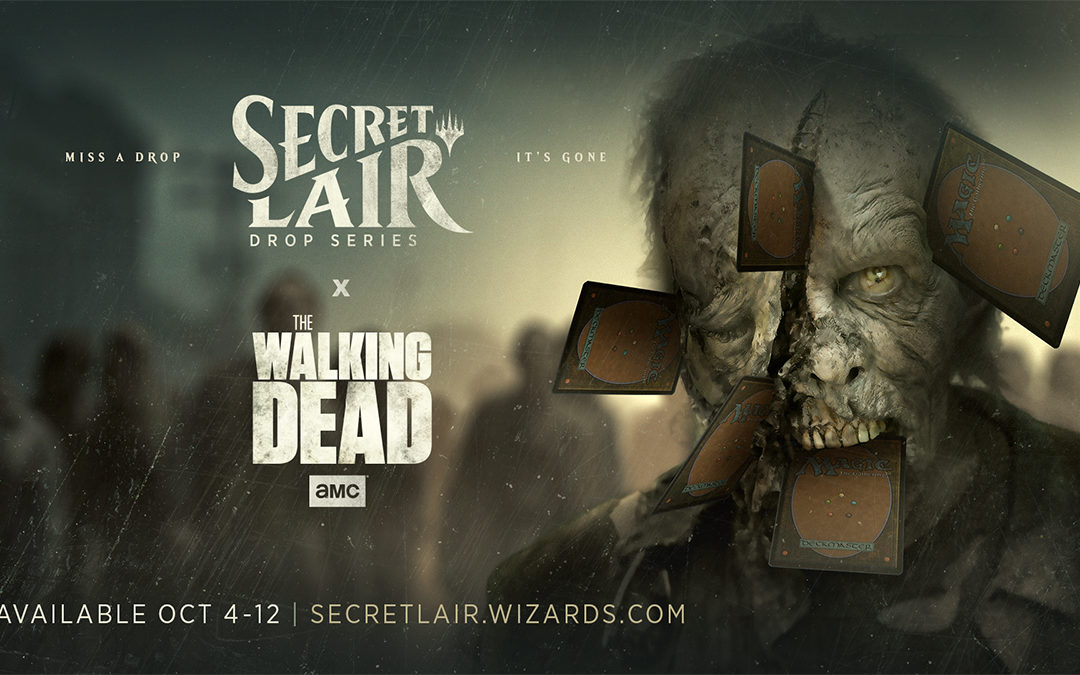 [Annonce] Les héros de Walking Dead s'invitent dans Magic The Gathering