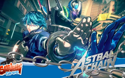 ⛓️ Astral Chain ⛓️ : Review