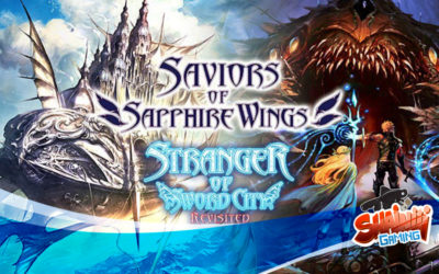 Saviors of Sapphire Wings / Stranger of Sword City Revisited